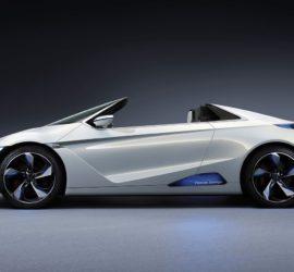 Honda EVSTER концепт