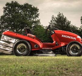 Honda, 110-ти сильная газонокосилка