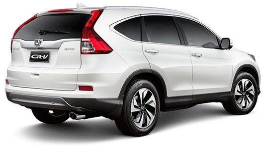 Honda CR-V четвертого поколения